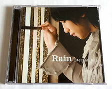 RAIN 鄭智薰 Bi Eternal Rain JAPAN EDITION CD + DVD 2006 KICP-91148 K-POP