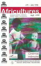 Africultures N.9 Collectif Neuf Livre