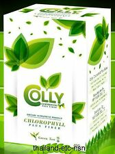 COLLY Chlorophyll plus fiber diet detox weight loss health drink