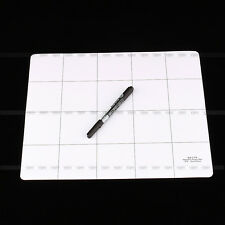 30cm*25cm Silicone Magnetic Project Mat Paid Screw  Repairs For PC Cell Phone