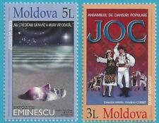 Moldawien aus 2003 ** postfrisch MiNr.463-464 - Europa: Plakatkunst!