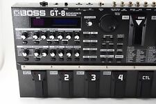"""Boss GT-8 Multi-Effects Guitar Effect Pedal """"Excellent++"""" From JAPAN #21"""