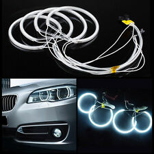 MultiColor RGB LED Angel Eye Light Halo Ring For BMW E46/39/ projector Headlight