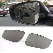 Blind Spot Curved Side Mirror Glass for HYUNDAI 2011-2017 Verna Accent Solaris