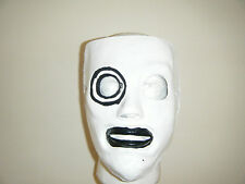 COREY TAYLOR AHIG FIBREGLASS NEW SLIPKNOT MASK FANCY DRESS UP WRESTLING COSPLAY