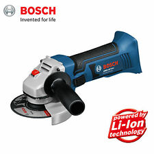 Genuine Bosch GWS 18V-LI Cordless Small Angle Grinder [Bare Tool Body Only]