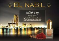Jeddah City - El Nabil Musc Luxury Atar Oil Perfume Roller Free From Alcohol