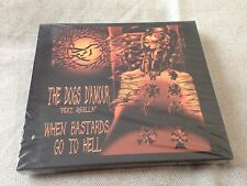 THE DOGS D'AMOUR feat. YELLA - When Bastards Go To Hell CD BRAND NEW & SEALED!