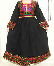 Kuchi Afghan Banjara Tribal Boho Hippie Style Brand New Ethnic Dress ND-166