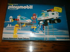 Playmobil 49-59978-sch - Space Adventure Super Deluxe 1982-sears store exlusive