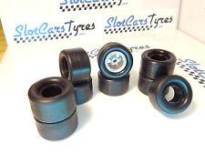 8 urethane tires for 1/24 Riggen US