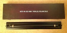 Admiralty  British Navy Issue boxed 18 inch Parallel Rolling Rule
