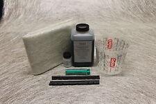 Set.GFK,CFK,Glasfaser 1 KG Polyesterharz,Härter,2m Glasfaser 300 g/m², Zubehör