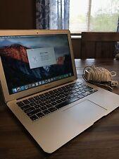 """Apple 2011 MacBook Air 13"""" 1.6GHz I5 64GB SSD 2GB RAM A1369"""