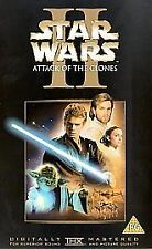 Star Wars: Episode 2 - Attack Of The Clones (VHS/SUR, 2002)