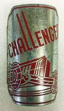 antique bicycle CHALLENGER Head badge TAG race car