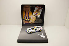 COFFRET FORD GT 40 JULIA SCHULTZ PLAYBOY COLLECTION FLY 1/32 NEUF