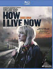 How I Live Now [Blu-ray], Excellent DVD, Saoirse Ronan, Kevin Macdonald