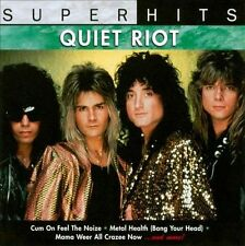 Super Hits by Quiet Riot (CD, May-1999, Sony Music Distribution (USA)) BRAND NEW