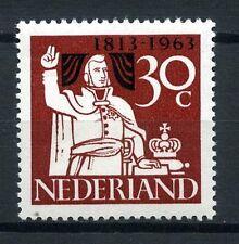 Nederland 1963 810 150 jaar onafhankelijkheid -  afwijkende papiersoort LEES