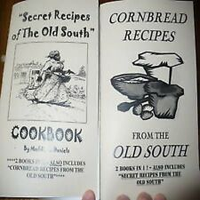 SECRET RECIPES OF the Old South & Cornbread Cookbook!@