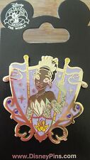 Disney Princess Jeweled Crest - Tiana Pin - New on Card
