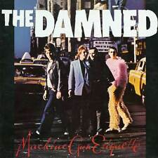 THE DAMNED MACHINE GUN ETIQUETTE CHISWICK RECORDS VINYLE NEUF NEW VINYL 12""