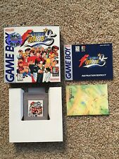 King of Fighters '95 CIB boxed (Nintendo Game Boy, 1996)