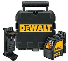 DEWALT DW088K Self Leveling a 3 vie CROSS Beam, multi linea LASER LEVEL W / Caso NUOVO