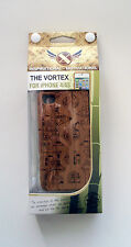 Vortex Case for iPhone 4/4S (Wood Grain)