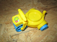 fisher price little people tricycle ball flower pedal outdoor playground park