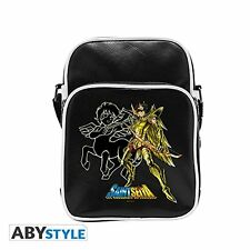 "SAINT SEIYA - Vinyl Messenger Bag ""Sagittarius"" - Small Size New"