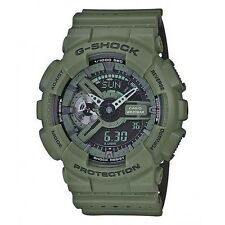 Brand New Casio G-Shock GA110LP-3A 3D Performance Series Green/Black NWT!!!