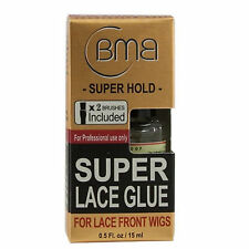 BMB Super Lace Glue For Lace Front Wigs Adhesive Super Hold - 0.5 oz / 15 ml