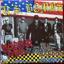 "U.S. Bombs ‎– Hobroken Dreams 7"" vinyl EP punk bad religion rancid"