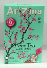 Arizona Green Tea with Ginseng and Honey Drink Mix Stix 0.7 oz
