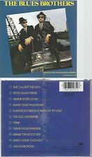 CD--THE BLUES BROTHERS -- --- THE BLUES BROTHERS--OST