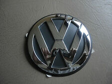 VW VOLKSWAGEN NEW BEETLE FRONT EMBLEM 1998 - 2005 NEW ORIGINAL VW FREE SHIPPING