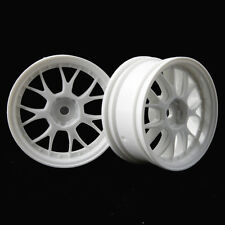 4x Wheel 26mm,Rim Hex 12mm, RC 1:10 On-Road Street Drift Car tires 907W