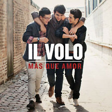 Mas Que Amor IL Volo CD Sealed ! New ! 2013