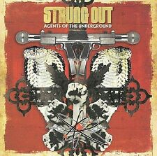 STRUNG OUT Agents of the Underground CD