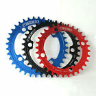Chainring Narrow Wide Single CNC 7075 T6 blue red black by 104 BCD 9 10 11 speed