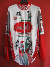 Maillot cycliste Coupe Vent Equipe pro Jean Floc'h Mantes Bernard Hinault 2 / S