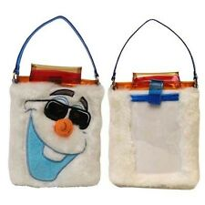 disney parks authentic frozen olaf ipnone ipod camera bag media new with tag