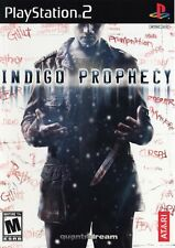 Indigo Prophecy - Playstation 2 Game Complete
