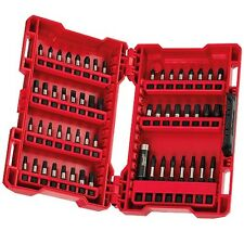 Milwaukee 4932430581 Shockwave Impact Duty Screwdriver Bit Set 56 Pcs