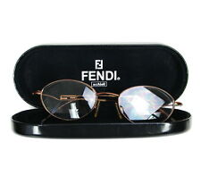 Fendi Prescription Metal Glasses Includes Fendi Hard Case Size 50-19-146-38