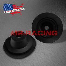 2x Universal Headlight Seal Dust Seal Cover for HID Conversion LED kit No Drill