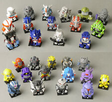 30 Pcs Transformers 30th Anniversary Mini Figures G1 2014 Collectible Toy