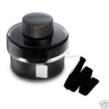 LAMY Fountain Pen 50ml Bottled Ink Bottle Refill (T52) - Permanent BLACK